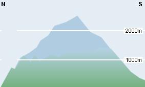 Prognosekarte heute für Oberösterreich
