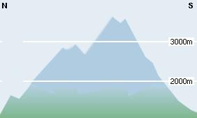 Prognosekarte heute für Vorarlberg