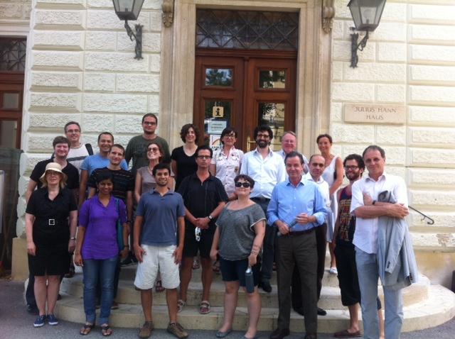 Besuch der Vienna International Summer University (VISU) an der ZAMG