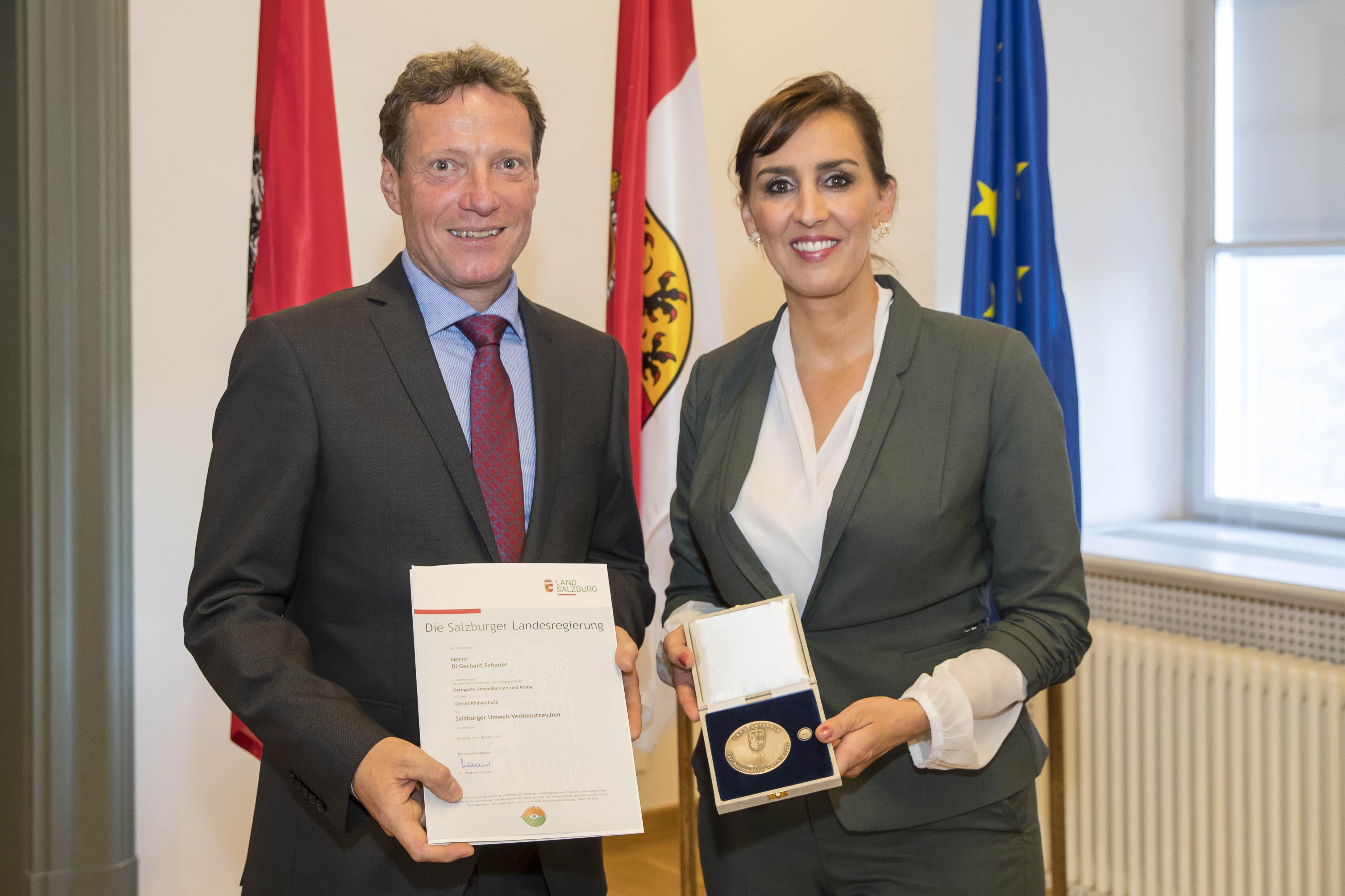 Elitäre Auszeichnung für Sonnblick-Mitarbeiter