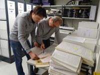 Internationale Tagung an der weltweit ältesten meteorologischen Bibliothek