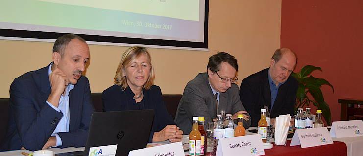 Klimapolitik in Österreich: Es ist Zeit!