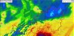 ©ZAMG Prognose - Niederschlag im Wettermodell