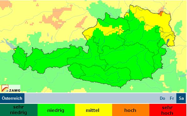 Wettertreff Wien - 5. Juni 2019