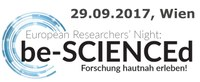 ZAMG bei European Researchers´ Night in Wien