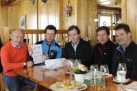 ZAMG betreut Schi-WM in Schladming