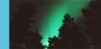 Aurora Borealis über Finnland. © ZAMG Geophysik Leonhardt