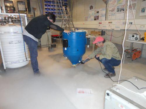 Am Puls der Erde: 10 Jahre Gravimetermessung im Conrad-Observatorium