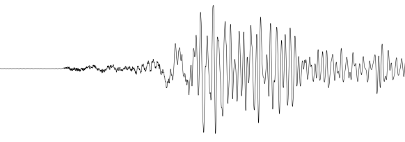 Erdbeben der Magnitude 6,5 in Griechenland