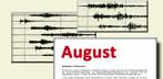 Erdbeben im August 2021