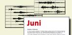 Erdbeben im Juni 2017