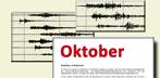 Erdbeben im Oktober 2011