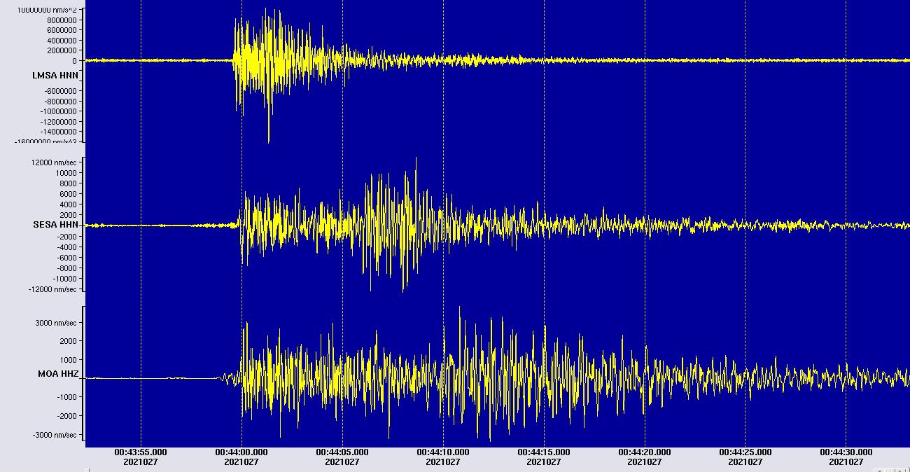 Erneut spürbares Erdbeben in der Steiermark