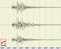 Kräftiges Erdbeben im Osten Österreichs