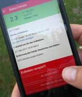 Neue App, Messgeräte und Analysen: Schülerinnen und Schüler beteiligen sich an der Erdbebenforschung