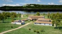 Römische Luxusvilla mit Seeblick: Ausgrabungen in Weyregg am Attersee