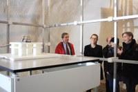 Satellitensensor & Weltraumwetter: Präsentation von zwei Projekten am Conrad Observatorium
