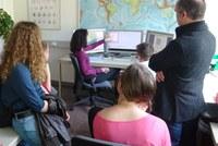 SchülerInnen entwickeln Messgeräte und App zur Erfassung von Erdbeben
