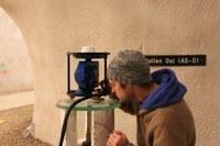 Weltweit erste Testserie zur automatischen Magnetfeld-Messung