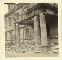 Massiver Schaden nach Beben 1972