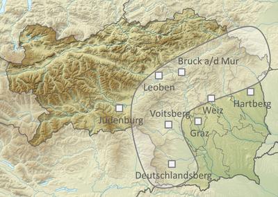 Wetterlexikon_1Gewitter_7_Topographie_STMK_Randgebirge