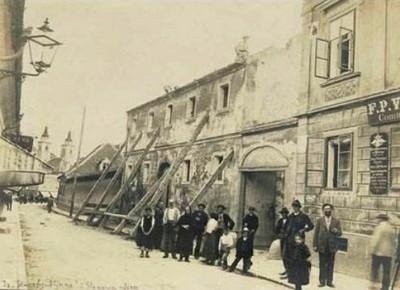 125 Jahre Erdbeben in Ljubljana