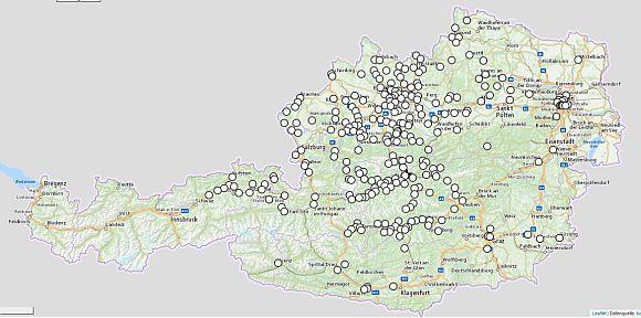 Kräftiges Erdbeben in der Steiermark