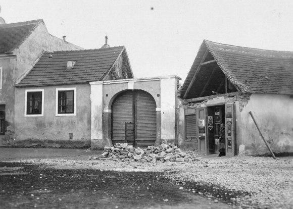 Erdbeben Schwadorf 1927