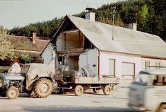 Erdbeben Seebenstein 1972