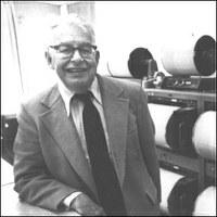 Charles F. Richter (1900 – 1985). © ZAMG Geophysik