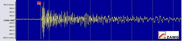 Erdbeben im August 2012