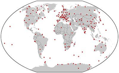 Geomagnetische Observatorien