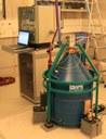Supraleitendes Gravimeter SG GWR C025 am COBS.  © ZAMG Geophysik
