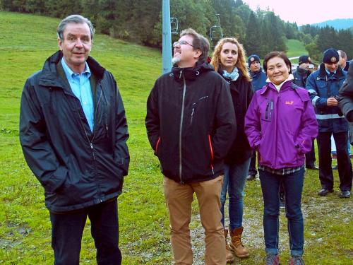 Training für den Ernstfall: Erdbeben-Katastrophenschutzübung in NÖ