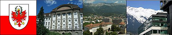 Universität in Innsbruck