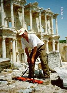 Elektromagnetik in Ephesos