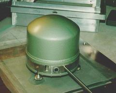 Seismometer einer Breitband-Station