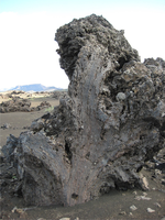 Vulkanit aus Island.
