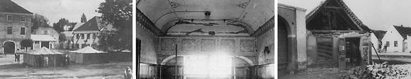 Vor 90 Jahren - Das Erdbeben von Schwadorf am 8. Oktober 1927