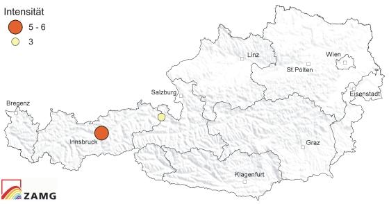 Erdbeben im August 2013