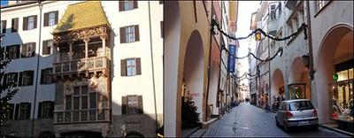 Innsbruck und Bozen