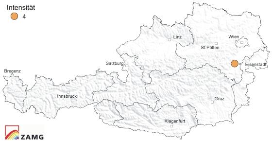 Erdbeben im Juli 2013