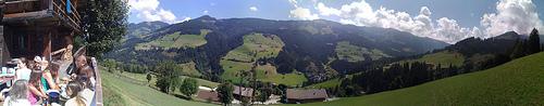 Panorama Wildschönau