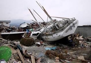 Vor 10 Jahren: Die Dreifach-Katastrophe von Tōhoku in Japan