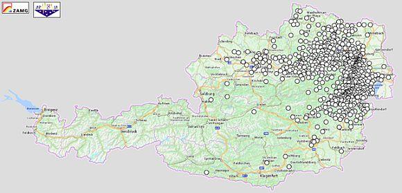 Weiteres kräftiges Erdbeben im südlichen Wiener Becken