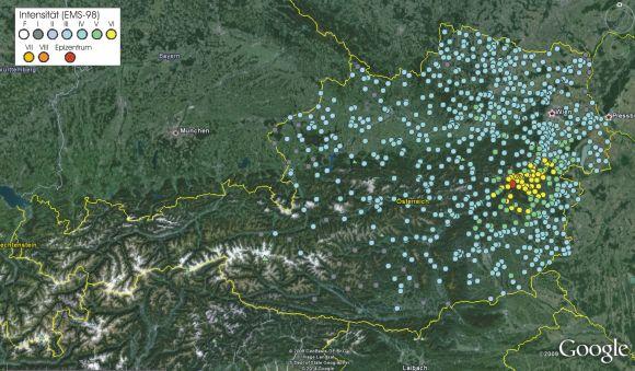 Vor 50 Jahren - Das Semmering-Erdbeben vom 27. Oktober 1964