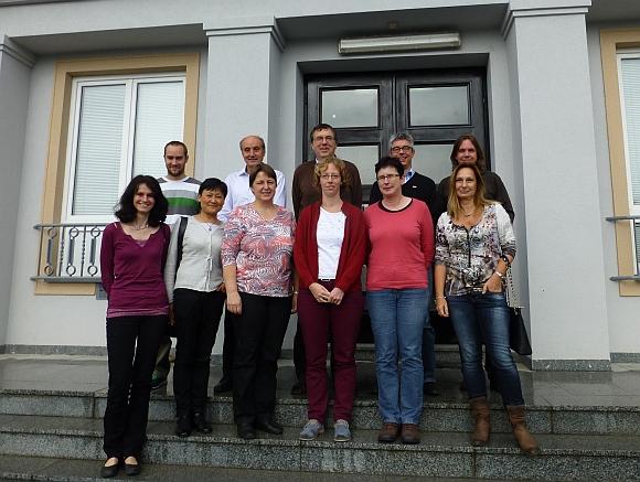 Besuch beim Tschechischen Erdbebendienst