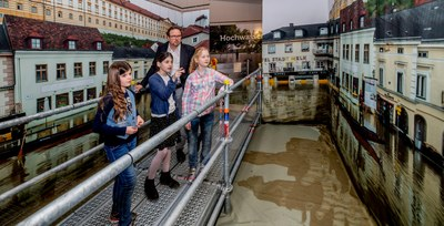 Gewaltig_ Ausstellung_Hochwasser-Melk_Museum-Niederoesterreich-Lackinger