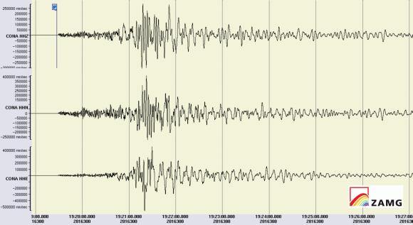 Erneut zwei schwere Erdbeben in Mittelitalien