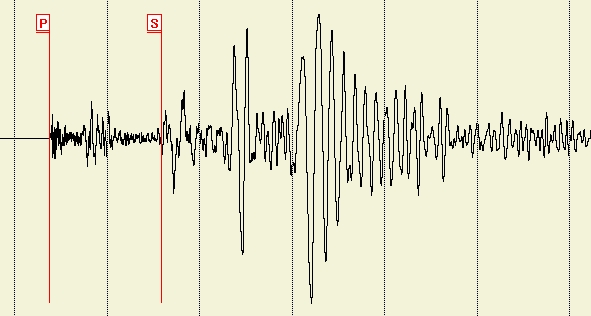 Schweres Erdbeben im Iran am 16. April 2013